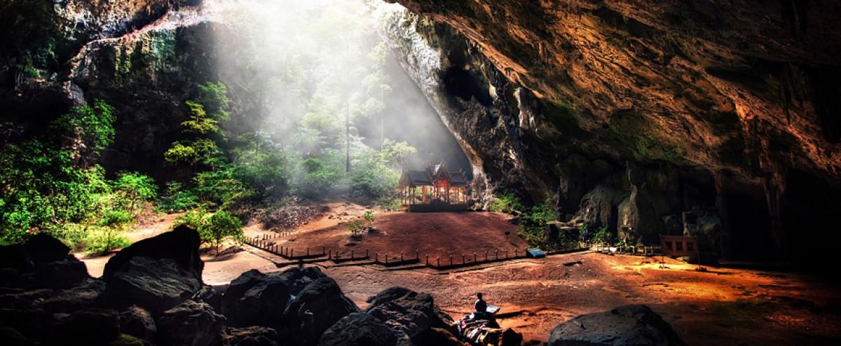 Além da Caverna